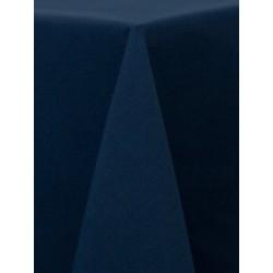 Nappe carrée 54x54 bleu marin