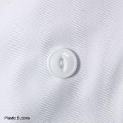 Veston chef blanc 100% coton