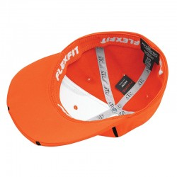 Casquette performance orange