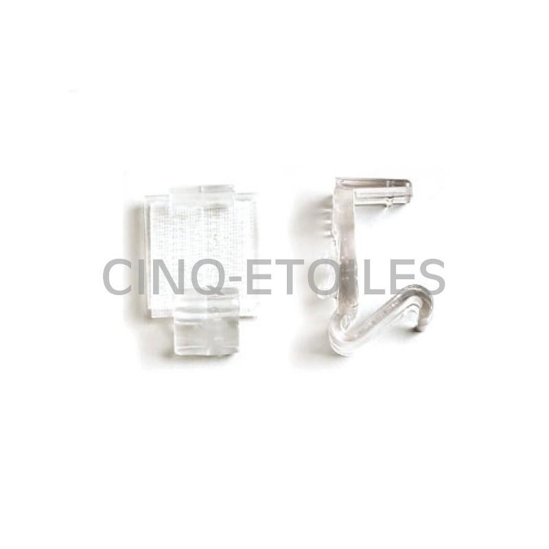 100 clips CV table 1 pouce