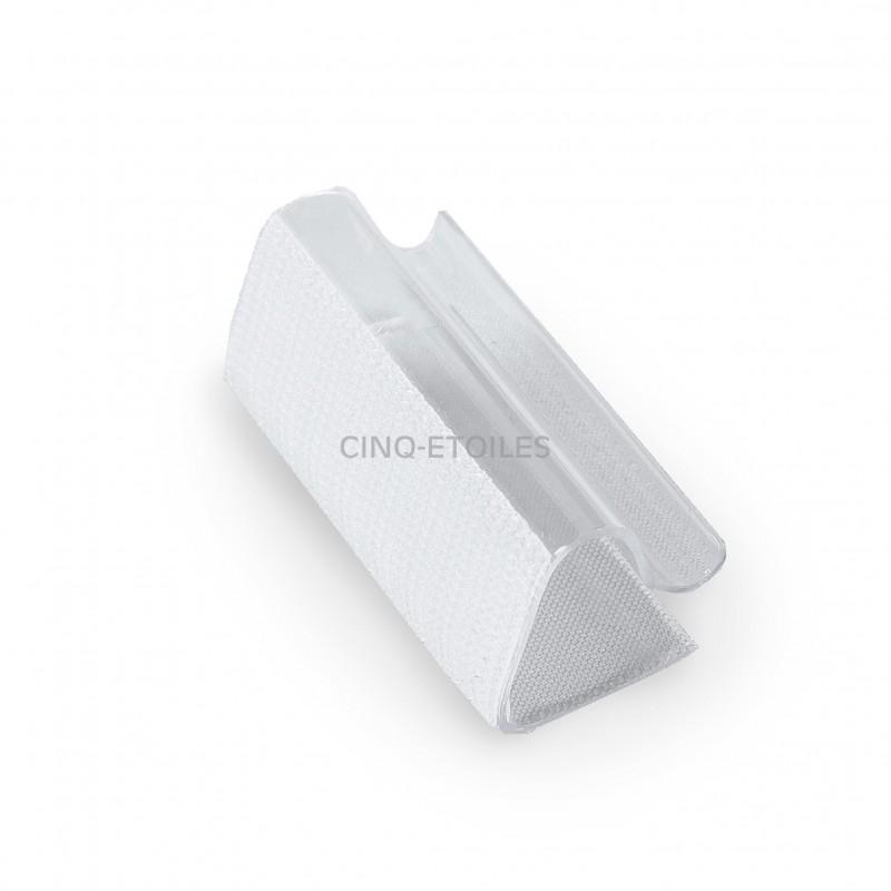 100 clips RCB table 3/4 à 1 pouce