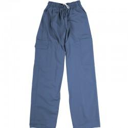 Pantalon de préposé bleu postier