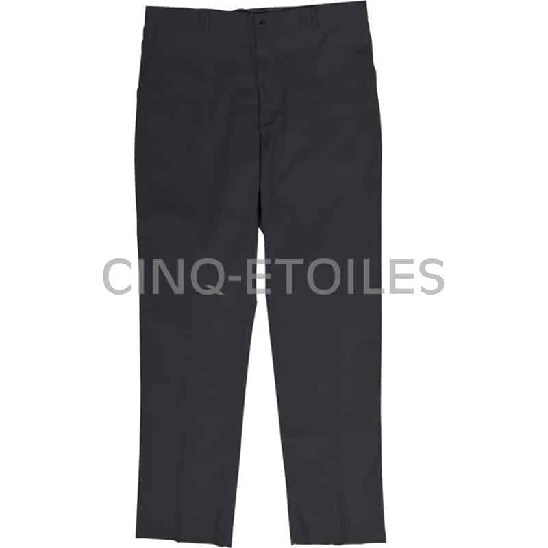 Pantalon de serveur poly/coton