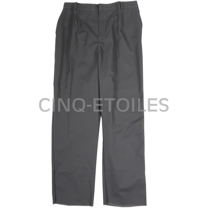 Pantalon de travail pour femme charcoal