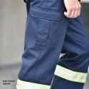 Pantalon de travail et poches cargo