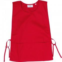Tablier Rouge style Cordonnier