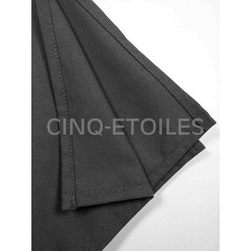 SAMPLE- Serviette Charcoal Tradition