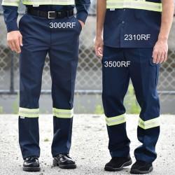 Pantalon de travail coupe classique