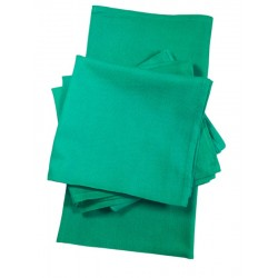 12 Linges huck towel Jade