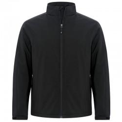 Manteau noir léger Thermique pour homme