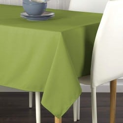 Nappe de table pistache 54 x 54