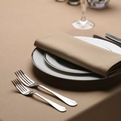 Serviette de table bois de santal