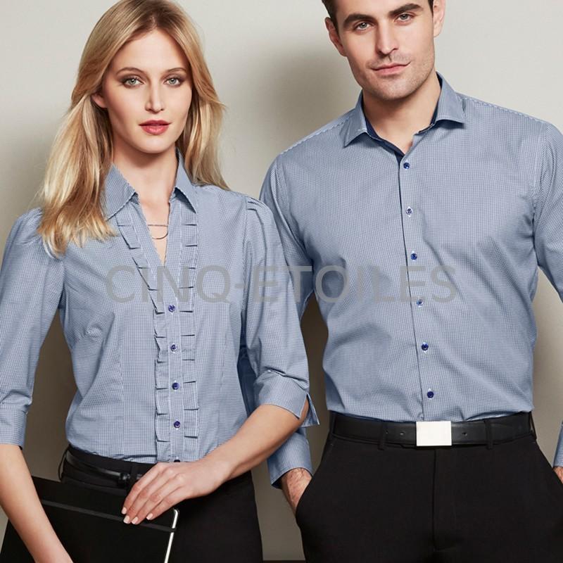 Chemise edge pour homme