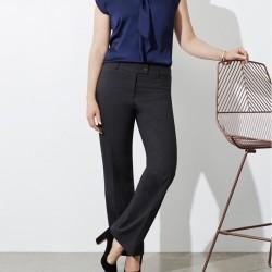 Pantalon pour femme sans plis