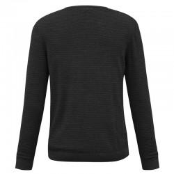 Pull en laine pour homme de dos