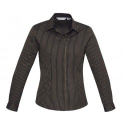 Chemise Femme Reno Manches longues or cuivre