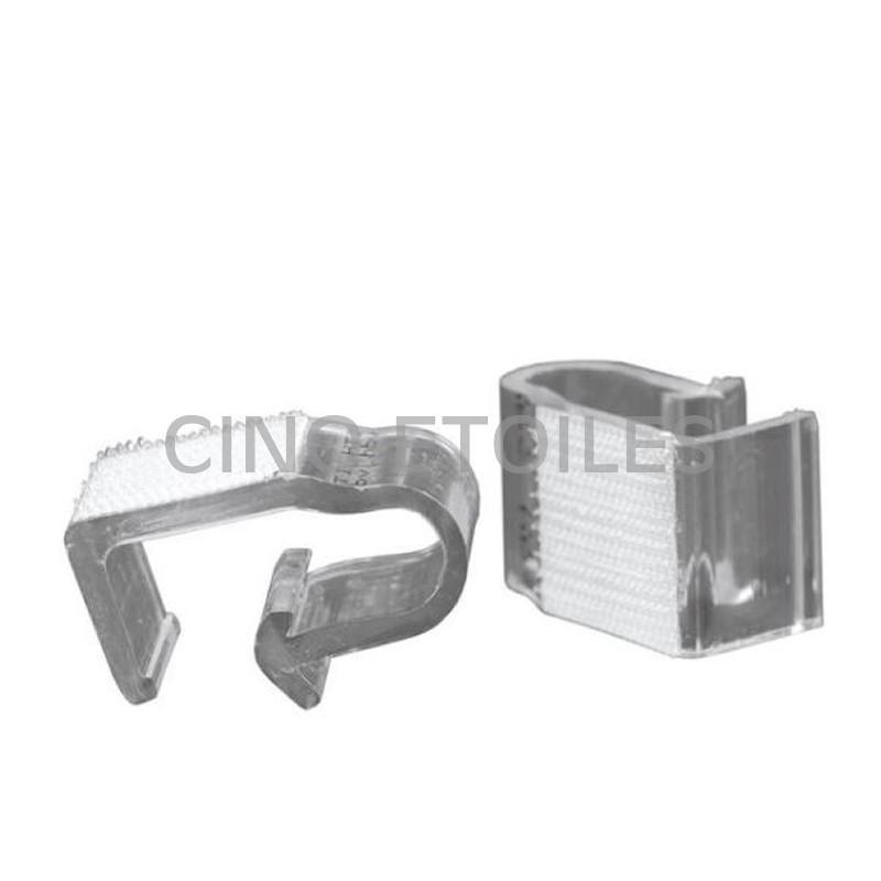 clips de table hbv 1/2 à 3/4''