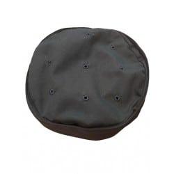 Calot cuisinier Galure noir