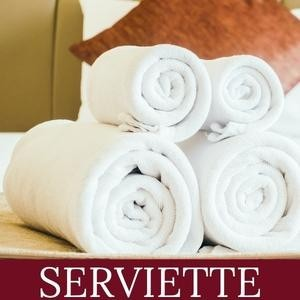 Serviette Ratine