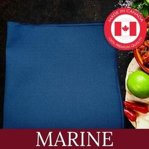 Nappe bleu marine