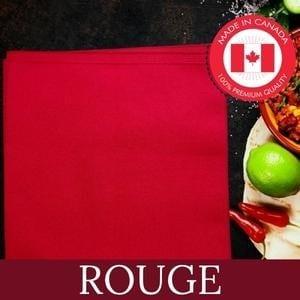 Nappe Rouge Vif