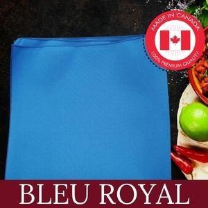 Nappe bleue royale