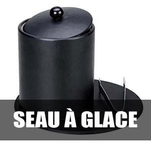 Seau À Glace et Plateaux