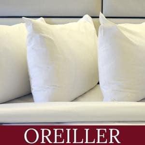 Literie Oreiller