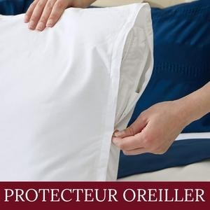 Literie Protège-Oreiller