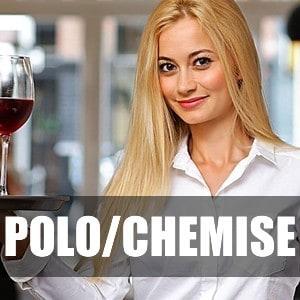 Polo Chemise et t-shirt
