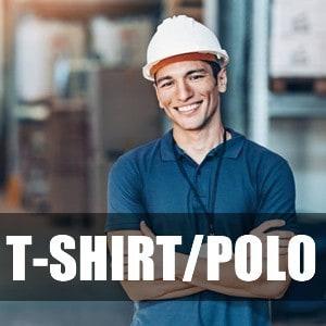 Polo et T-shirt professionnel