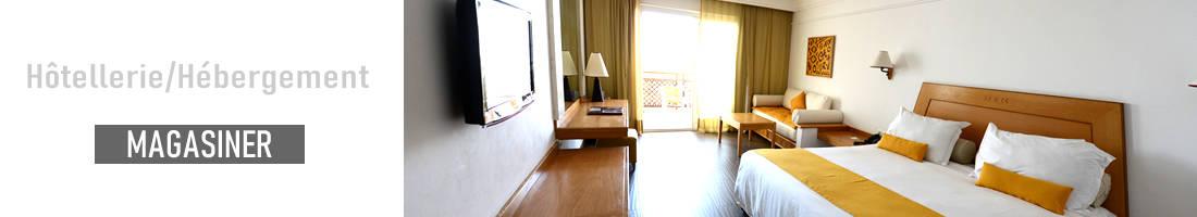 Fournisseur literie hôtel motel Cinq-étoiles