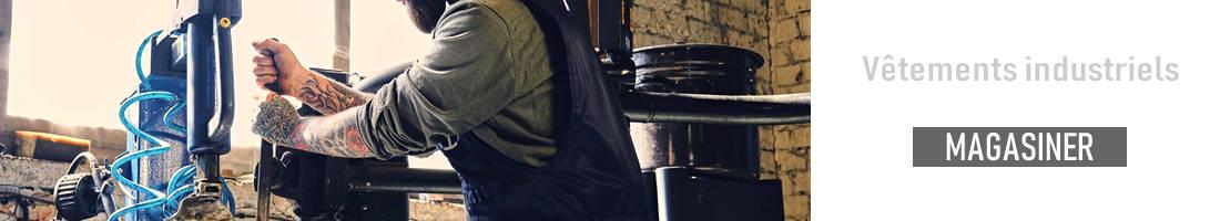 Vêtements de travail industriels cinq-étoiles